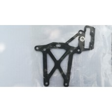 Rear Upper Plate - BLACK