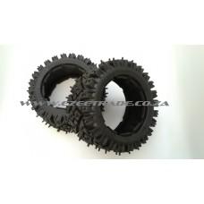 All Terrain NAIL Tire Set Rear 5B