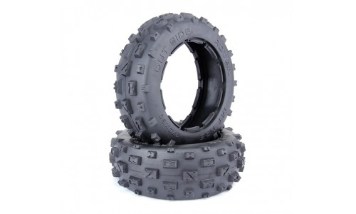 Bow Tie Front Tyres 5B