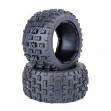 Bow Tie - Rear Tyre