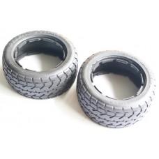 MadMax Tarmac Tyres Front Set 5B - 2pcs