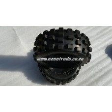 MadMax Big Digger Tyres Front - 5B