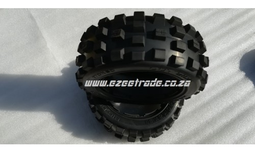 MadMax Big Digger Tyres Front - 5B
