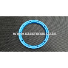 MadMax RC Outer Beadlock Blue - each