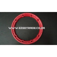 MadMax RC Outer Beadlock Red - each