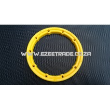 MadMax RC Outer Beadlock Yellow - each