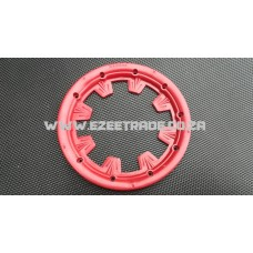 MadMax RC Outer HD Beadlock Red - each