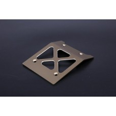 Alloy Roof Plate - GOLDISH GREY :-)