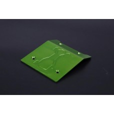 Alloy Roof Plate Green