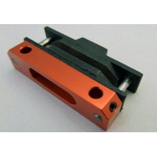 Alloy Brake Block Set - ORANGE