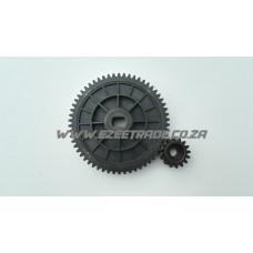 16/58 Metal High Torque Gear Set - HEX