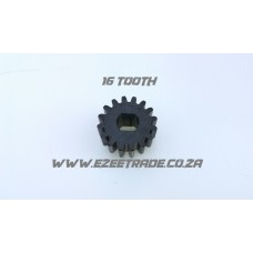 16 Tooth Pinion for BM5 / FG