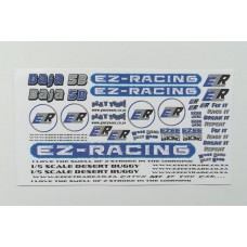 Sticker Sets A5 - BLUE | EZR
