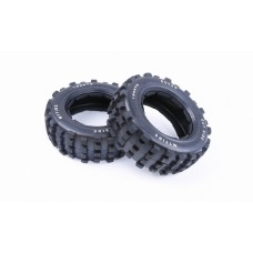 Big Knobby Front Tyres - 5T/5SC/Losi - 2Pcs