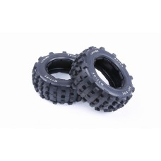 Big Knobby Rear Tyres - 5T/5SC/Losi - 2Pcs