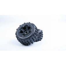 Big Knobby Wheel Set 5B - Rear
