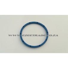 Inner Beadlock Nylon Blue - each