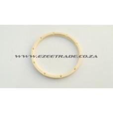 Inner Beadlock Nylon White - each