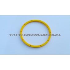 Inner Beadlock Nylon Yellow - each
