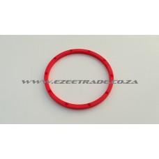 Inner Beadlock Nylon Red - each
