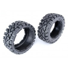 All Terrain Tires Front for 5B - 2 Pcs | Rovan Sports