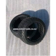 MadMax Tarmac Buster 5B - Rear Tyres - 2 Pcs