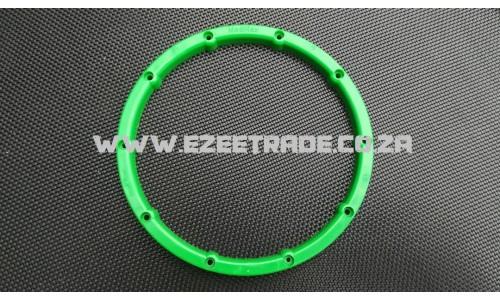 MadMax RC Inner Beadlock Green - each