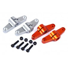 CNC Alloy 5T Rear Body Post Mounts - OVERSEAS EXPRESS
