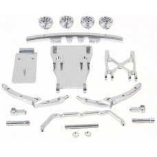 Alloy 5T Front Bumper - [Special Order Item - Approx. 21 days for delivery]