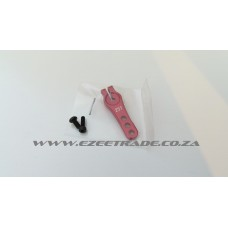 25T Alloy Servo Horn - RED
