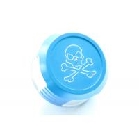 Alloy Fuel Cap - BLUE | Rovan Sports