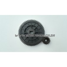 16/58 Metal High Torque Gear Set - HEX